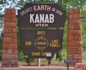 kanab-utah-sign